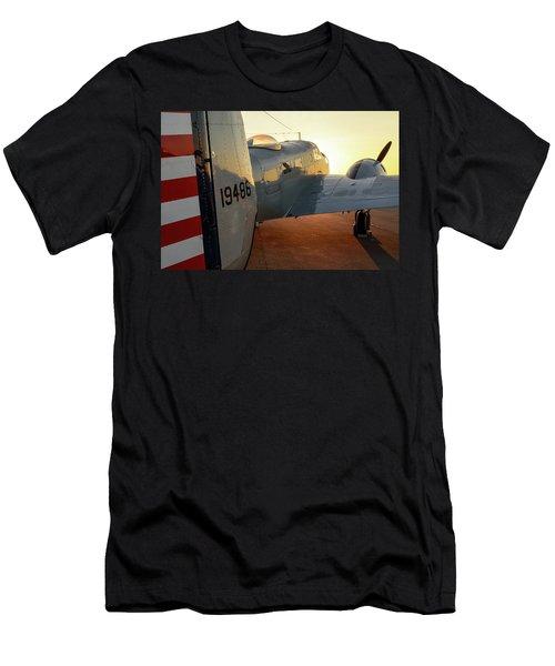 At-11 Sunrise Men's T-Shirt (Athletic Fit)