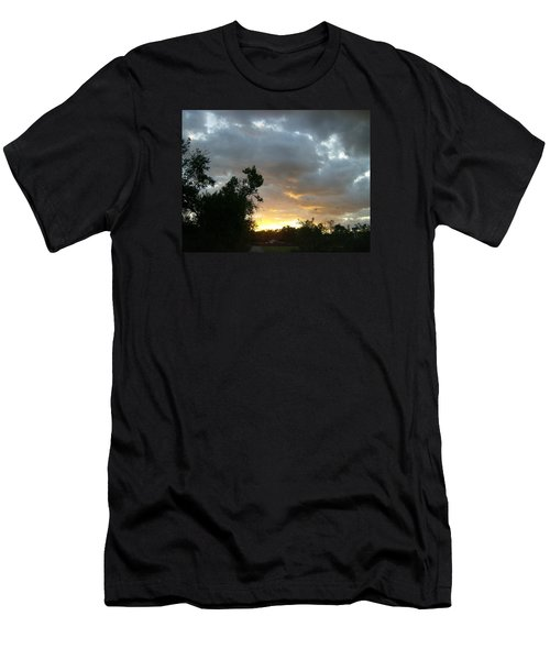 At Daybreak Men's T-Shirt (Slim Fit) by Skyler Tipton