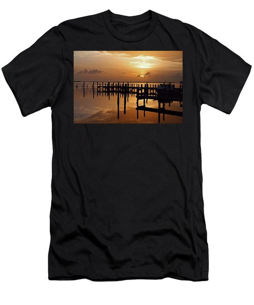 At Day's Close Men's T-Shirt (Athletic Fit)