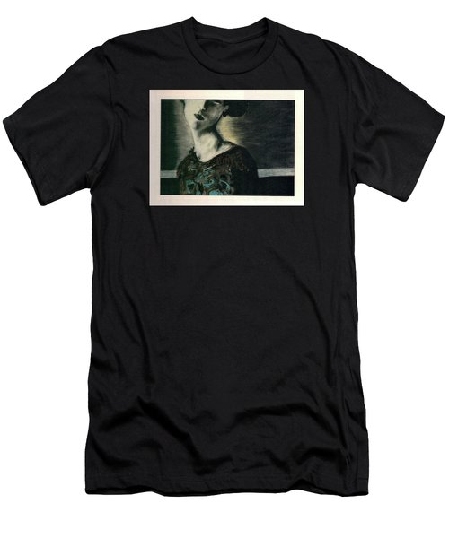 At Her Gaze Men's T-Shirt (Athletic Fit)