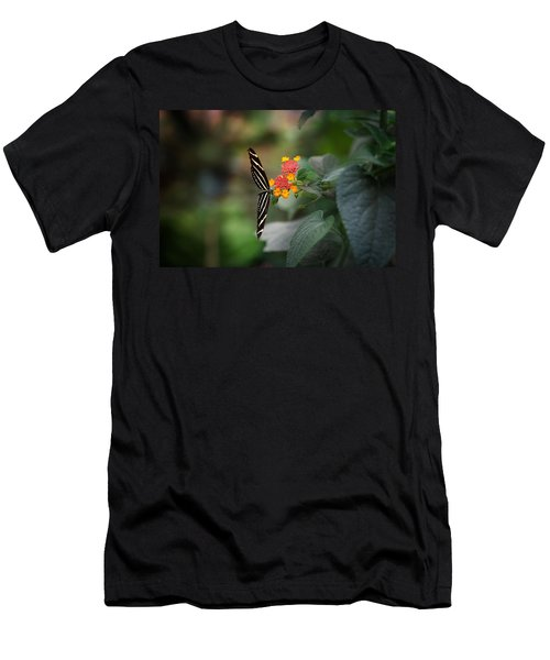 At Last Men's T-Shirt (Slim Fit) by Lucinda Walter