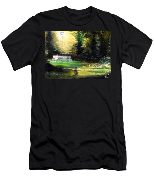 At Peace Men's T-Shirt (Athletic Fit)