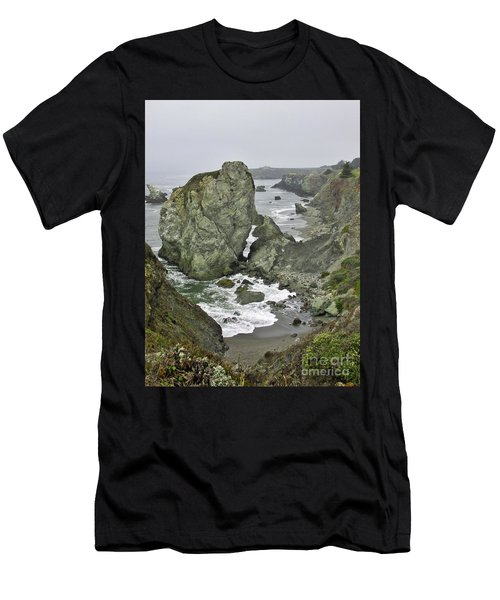 At The Edge Men's T-Shirt (Athletic Fit)