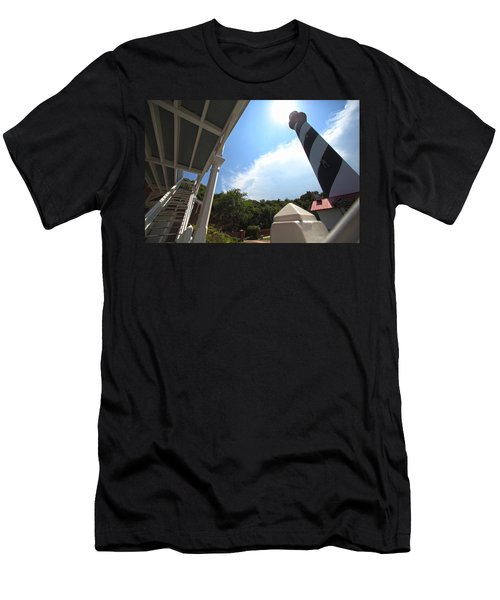 At The Light Men's T-Shirt (Athletic Fit)