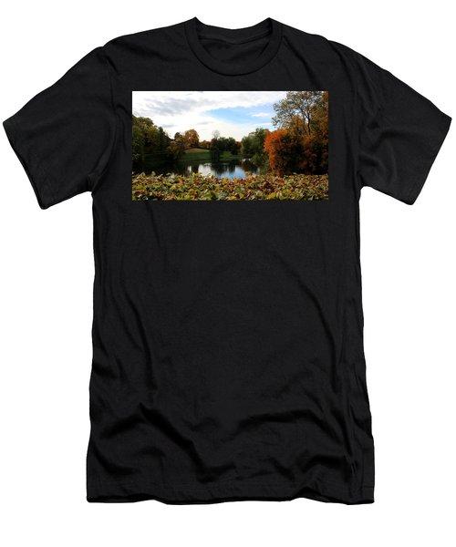 At The Park Men's T-Shirt (Athletic Fit)