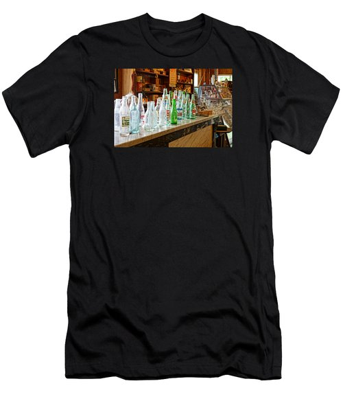 At The Store Men's T-Shirt (Athletic Fit)