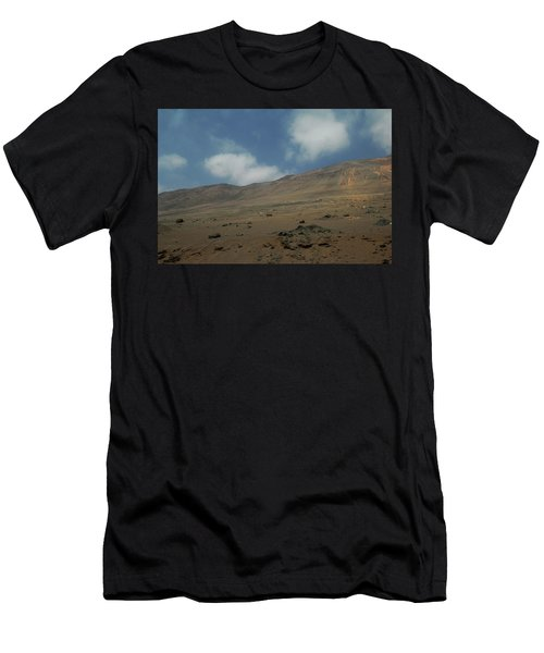 Atacama Desert Men's T-Shirt (Athletic Fit)