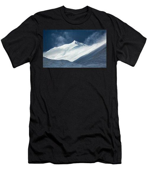 Atigun Pass In Brooks Range Men's T-Shirt (Athletic Fit)