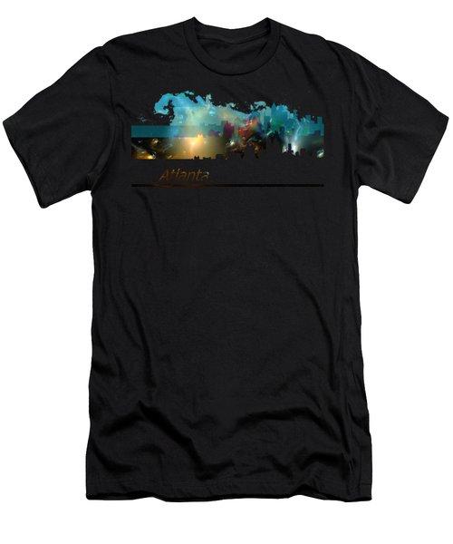 Atlanta 1 Men's T-Shirt (Athletic Fit)