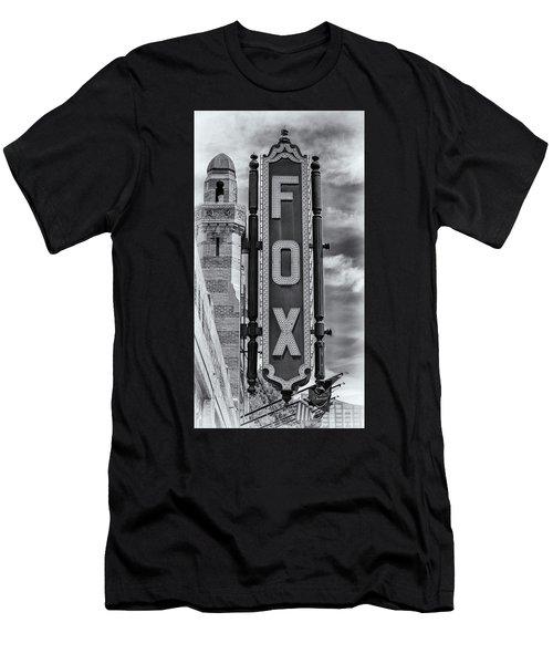 Atlanta - Fox Theatre Sign #1 Men's T-Shirt (Athletic Fit)