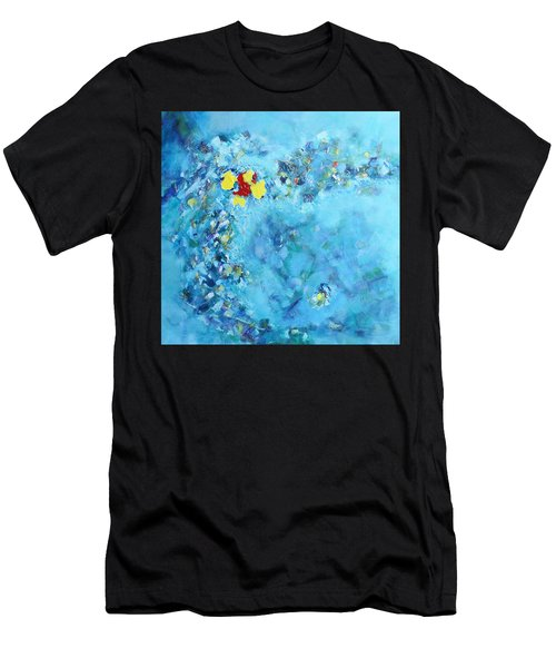 Atlantis Rising Men's T-Shirt (Athletic Fit)