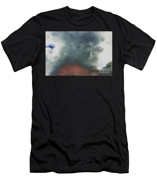 Atmospheric Combustion Men's T-Shirt (Slim Fit) by Jesse Ciazza