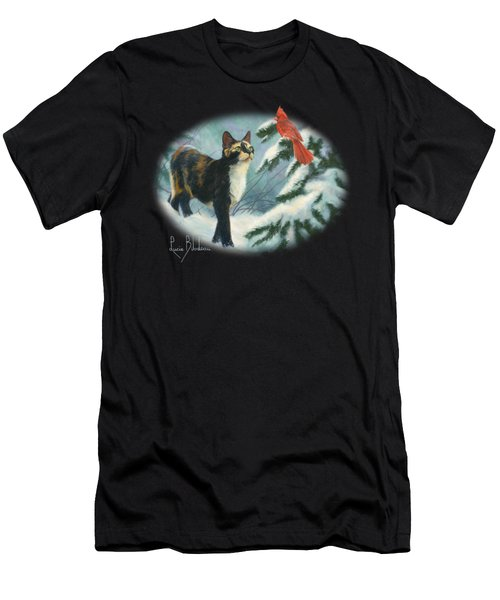 Attentive Men's T-Shirt (Athletic Fit)