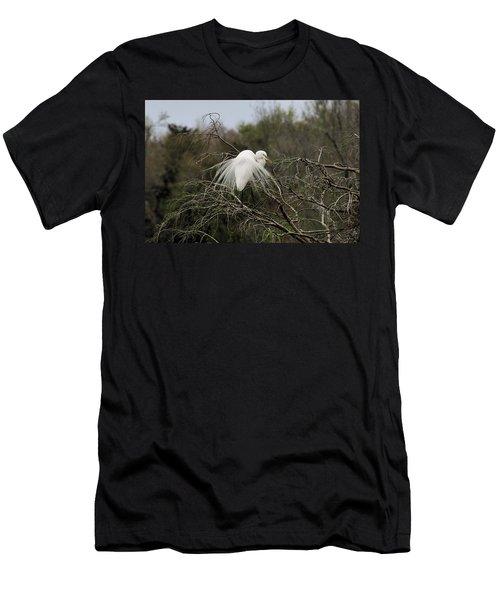 Attractive Plumage Men's T-Shirt (Athletic Fit)