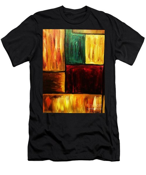 Attractive Men's T-Shirt (Athletic Fit)