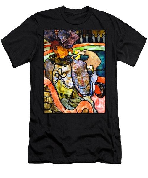 Au Nouveau Cirque Men's T-Shirt (Athletic Fit)