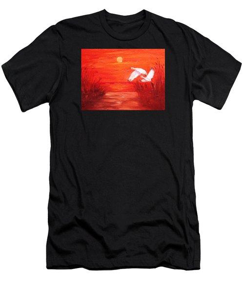 Auburn Nights Men's T-Shirt (Athletic Fit)