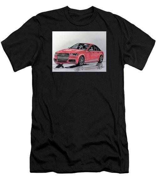 Audi S4 Men's T-Shirt (Athletic Fit)