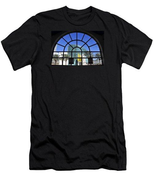 Audubon Aqarium Men's T-Shirt (Athletic Fit)