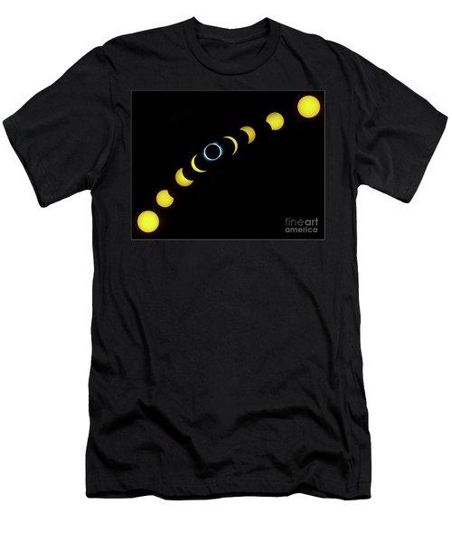 August 2017 Men's T-Shirt (Athletic Fit)