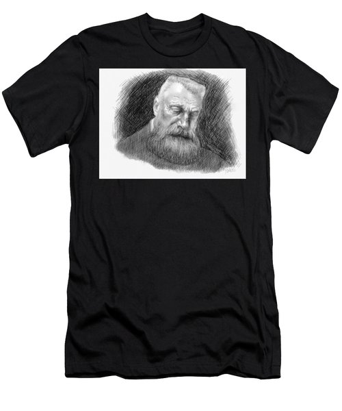 Auguste Rodin Men's T-Shirt (Athletic Fit)