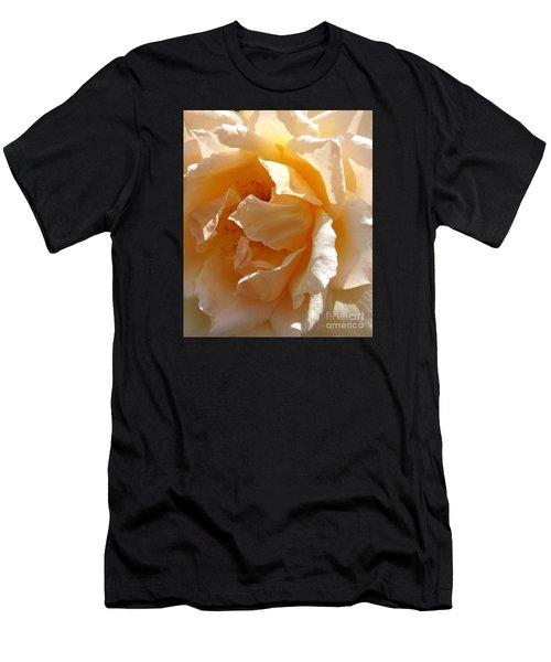 August Rose 1 Men's T-Shirt (Athletic Fit)
