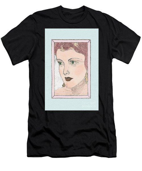 Aunt Edie Men's T-Shirt (Athletic Fit)
