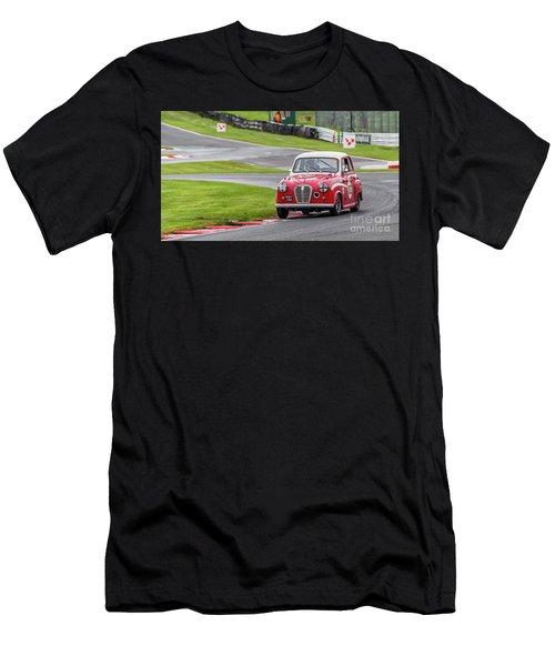 Austin A35  Men's T-Shirt (Athletic Fit)