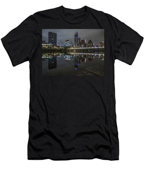 Austin As Gotham Men's T-Shirt (Athletic Fit)