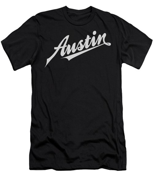 Austin Men's T-Shirt (Athletic Fit)