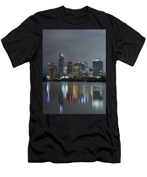 Austin Reflections Men's T-Shirt (Athletic Fit)