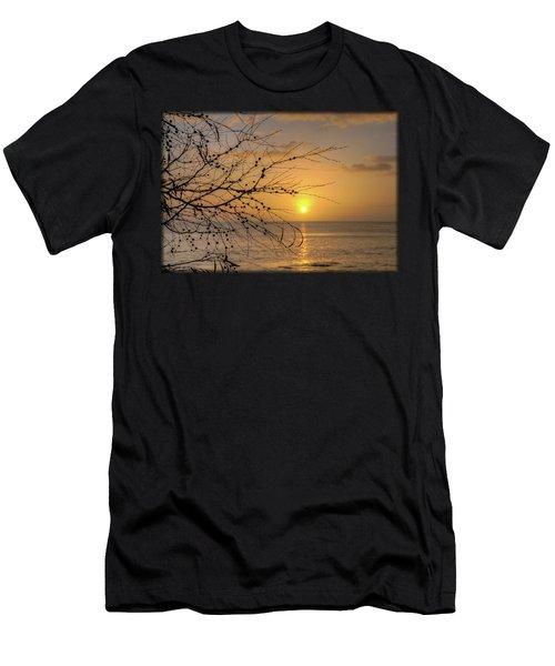 Australian Sunrise Men's T-Shirt (Athletic Fit)