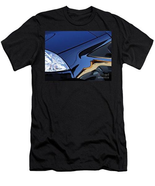 Auto Headlight 192 Men's T-Shirt (Slim Fit) by Sarah Loft