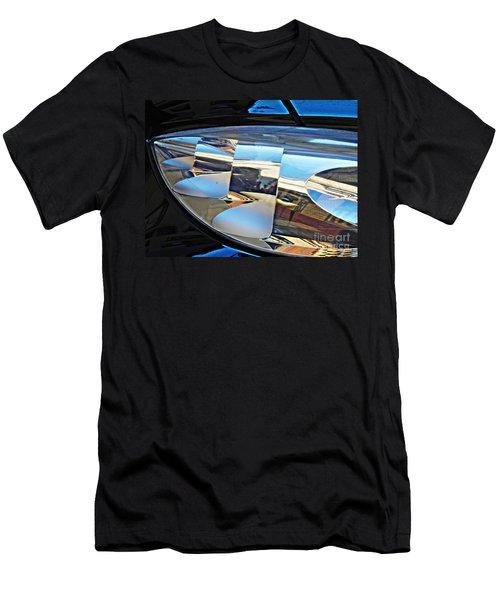 Auto Headlight 193 Men's T-Shirt (Slim Fit) by Sarah Loft