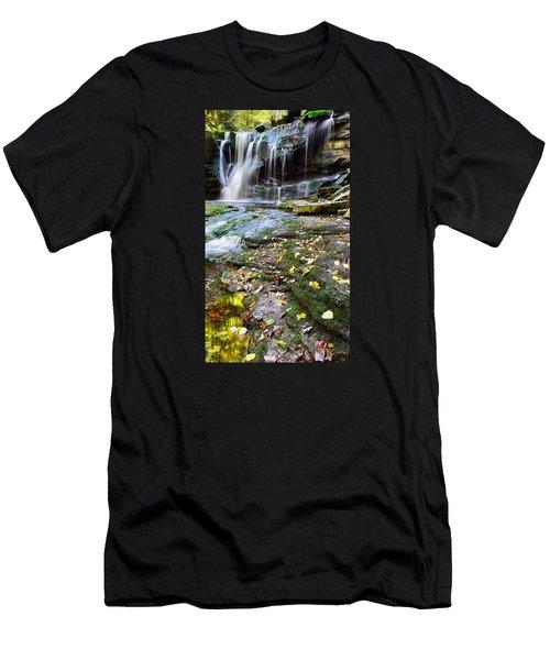 Autumn At Elakala Men's T-Shirt (Athletic Fit)