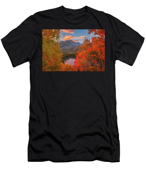 Autumn's Breath Men's T-Shirt (Athletic Fit)