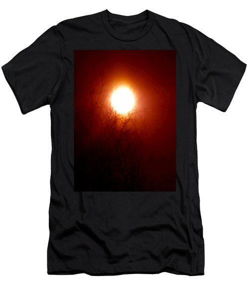 Autumn Burns The Memory Men's T-Shirt (Athletic Fit)