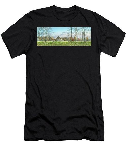 Autumn Changes Men's T-Shirt (Athletic Fit)