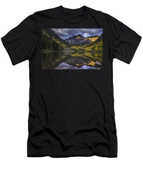 Autumn Dawn Men's T-Shirt (Athletic Fit)