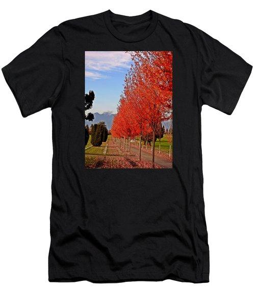 Autumn Delight, Vancouver Men's T-Shirt (Athletic Fit)