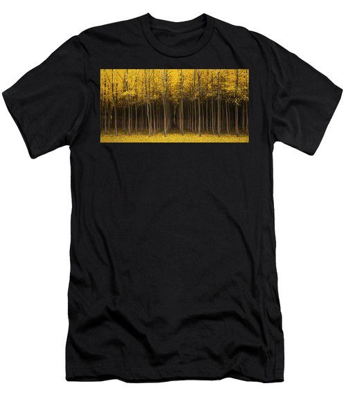 Autumn Fantasy Men's T-Shirt (Athletic Fit)