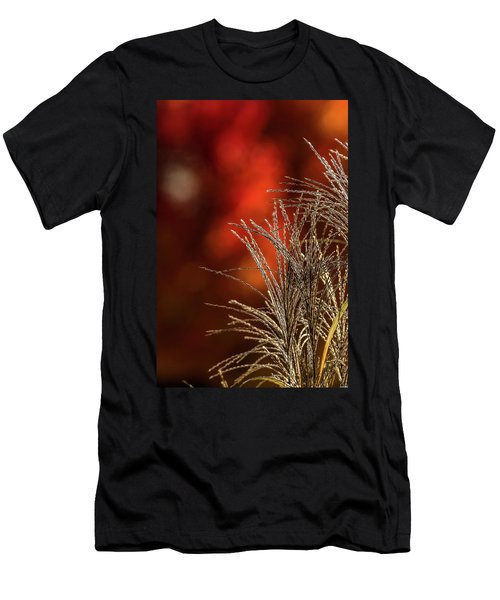 Autumn Fire - 2 Men's T-Shirt (Athletic Fit)
