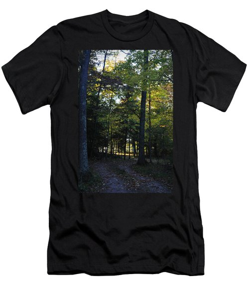 Autumn Glen Men's T-Shirt (Athletic Fit)
