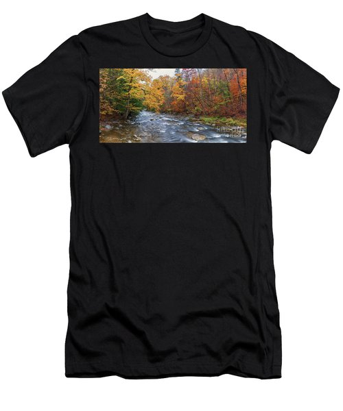 Autumn Magic Men's T-Shirt (Athletic Fit)