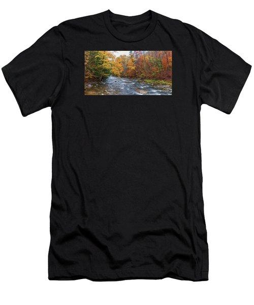 Autumn Magic Men's T-Shirt (Athletic Fit)