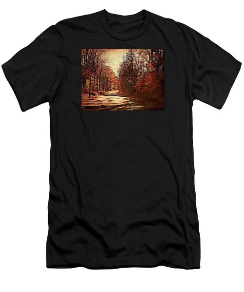 Autumn Norland's Road Men's T-Shirt (Athletic Fit)