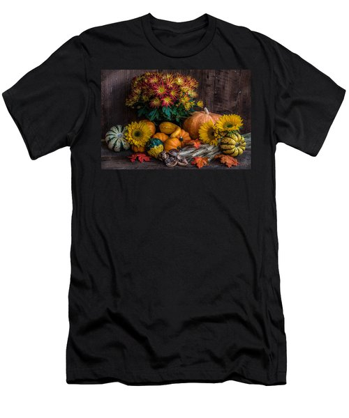 Autumn Treasure Men's T-Shirt (Athletic Fit)