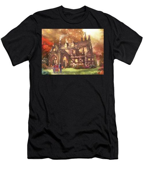 Autumnhollow Men's T-Shirt (Athletic Fit)