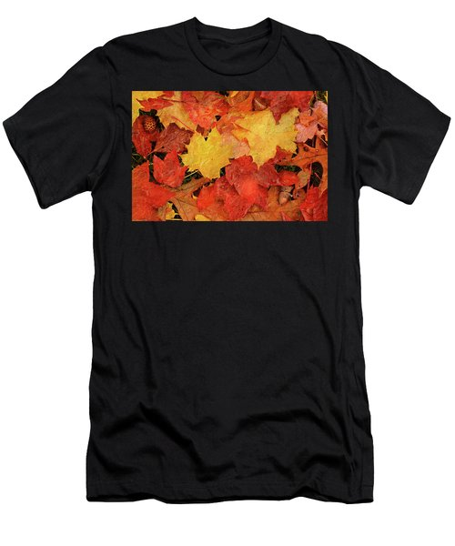 Autumns Gifts Men's T-Shirt (Athletic Fit)