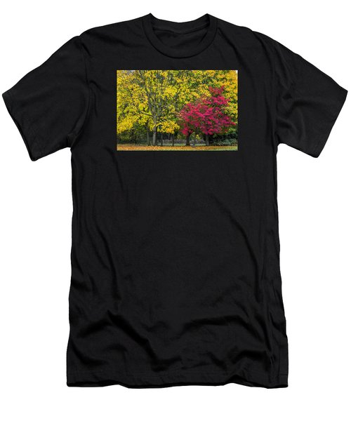 Autumn's Peak Men's T-Shirt (Athletic Fit)